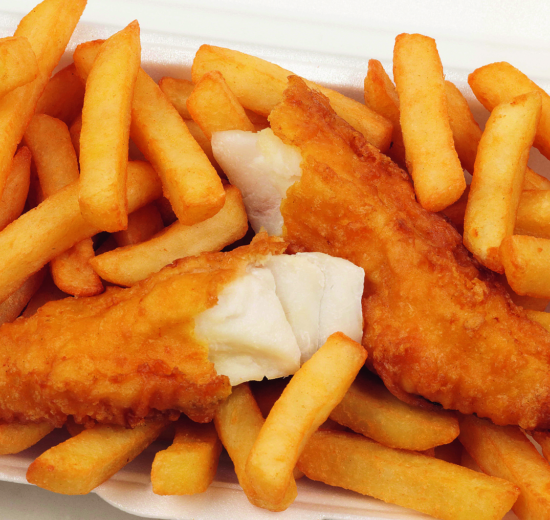 Fish-and-Chips Recipe — Dishmaps