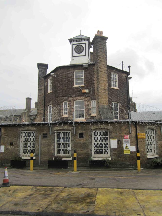 brixton prison clink restaurant